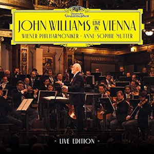 John Williams Live in Vienna 'Live edition' - Mutter, Williams