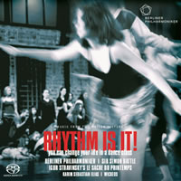 Rhythm Is It! - Soundtrack