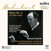 Schubert: Mass No. 6 - Kubelik