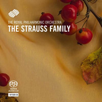 The Strauss Family - Guth