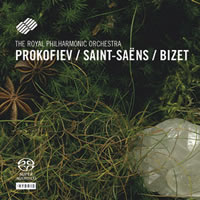 Prokofiev: Peter and the Wolf, Saint-Saëns, Bizet - Gielgud, Licata