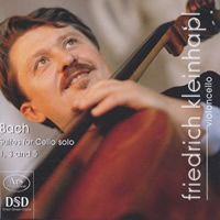 Bach: Cello Suites 1, 3 & 5 - Kleinhapl