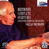 Beethoven: Complete Overtures - Neumann
