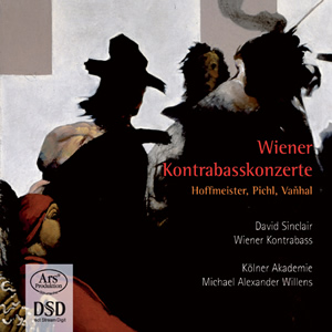 Forgotten Treasures, Vol 03: Wiener Kontrabasskonzerte - Sinclair / Willens