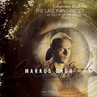 Brahms: The Late Piano Pieces - Markus Groh