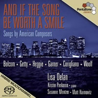 And if the Song be Worth a Smile - Delan, Mentzer, Haimovitz, Pankonin