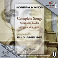 Haydn: Complete Songs - Elly Ameling