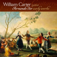 Sor: Early works for guitar - William Carter