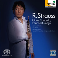 Strauss: Oboe Concerto, Four Last Songs - Grams