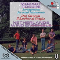 Mozart, Rossini - Netherlands Wind Ensemble