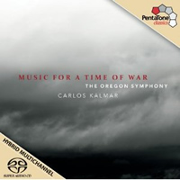 Music for a Time of War - Kalmar