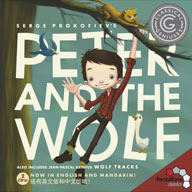 Prokofiev: Peter and the Wolf - Nagano (English/Mandarin)