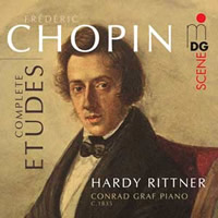 Chopin: Complete Etudes - Rittner