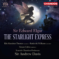 Elgar: The Starlight Express - Davis