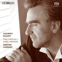 Brahms: Complete Solo Piano Music, Vol 1 - Plowright