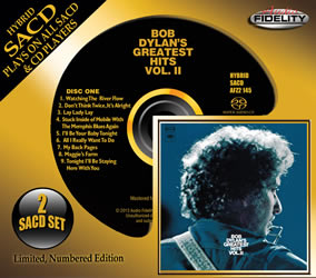 Bob Dylan: Bob Dylan's Greatest Hits Volume II