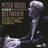 The Best of Piano Sonatas by Beethoven - Peter Rösel