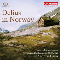 Delius in Norway - Davis