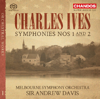 Ives: Orchestral Works, Vol. 1 - Davis