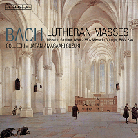 Bach: Lutheran Masses, Vol 1 - Suzuki