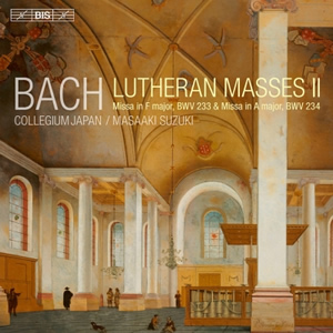 Bach: Lutheran Masses, Vol 2 - Suzuki