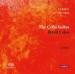 Bach: 6 Cello Suites - Çeku