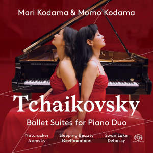 Tchaikovsky: Ballet Suites for Piano Duo - Kodama / Kodama