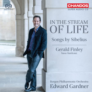 In the Stream of Life: Songs by Sibelius - Gerald Finley / Edward Gardner
