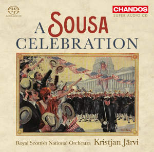 A Sousa Celebration - Järvi