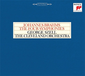 Brahms: Orchestral Works - Szell