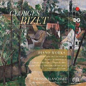 Bizet: Piano Works - Blanchard
