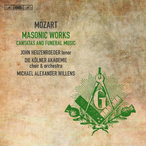 Mozart: Masonic works - Willens
