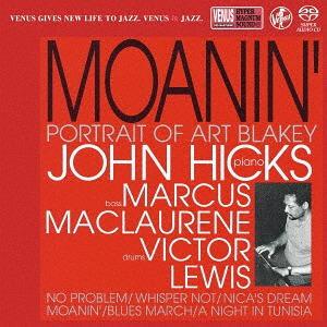 【Venus Records】 - John Hicks Trio: Moanin' (Portrait of Art Blakey)