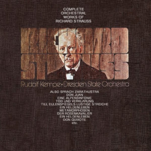 Strauss: Complete Orchestral Works - Kempe