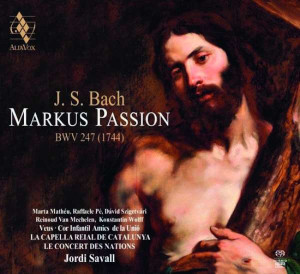 Bach: St Mark Passion - Savall
