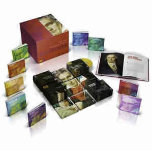Beethoven: The New Complete Edition - Karajan, Kempff, Amadeus Quartet