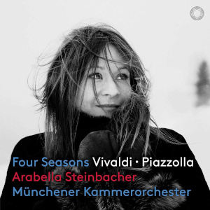 Vivaldi: The Four Seasons - Steinbacher