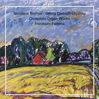 Northern German Organ Baroque Vol. 01: Bruhns - Complete Organ Works - Friedhelm Flamme