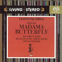 Puccini: Madame Butterfly - Leinsdorf