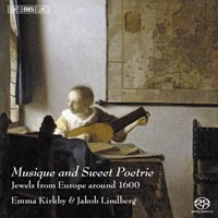 Musique and Sweet Poetrie - Kirkby / Lindberg