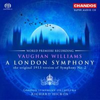 Vaughan Williams: Symphony No. 2 'London' - Hickox