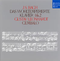 Bach: The Well-Tempered Clavier 1 & 2 - Gustav Leonhardt