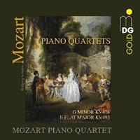 Mozart: Piano Quartets - Mozart Piano Quartet