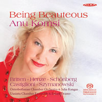 Being Beauteous - Komsi / Kangas / Oramo