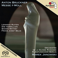Bruckner: Mass No. 3 in F minor - Janowski