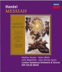Handel: Messiah - Davis