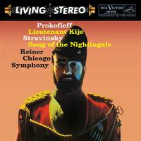 Prokofiev: Lieutenant Kije; Stravinsky: Song of the Nightingale - Reiner