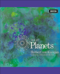 Holst: The Planets - Karajan