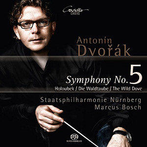 Dvořák: Symphony No. 5, The Wild Dove - Bosch