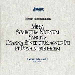 Bach: Mass in B minor - Richter